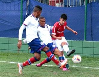 Internacional x Bahia, Copa Brasil Infantil, Sub-15, Votorantim (Foto: Divulgação / Secom Votorantim)