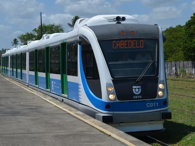 VLT fará uma viagem diária a partir da próxima semana (Foto: Daniel Peixoto/G1)