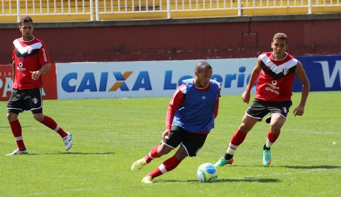 Joinville treino (Foto: Divulgação/JEC)