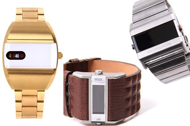 791f48347 Chilli Beans lança 4 novos relógios em parceria com a AMP - GQ ...