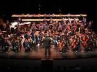 Orquestra Sinfônica se apresenta no Calçadão de Campos nesta segunda
