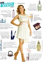 Carolina Oliveira lista produtos preferidos: de protetor solar a blush