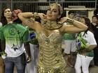 Crise? Musas do carnaval gastam até R$ 20 mil com looks para ensaiar