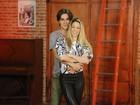 Danielle Winits e André Gonçalves estão 'juntos e felizes', diz assessoria