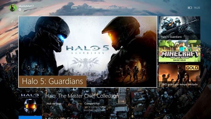 Xbox One: como comprar jogos da Xbox Live (Foto: Reprodução/Murilo Molina)