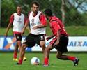 Jogadores do Furacão traçam meta para 2013: vaga na Taça Libertadores