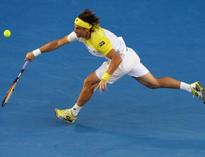 Djokovic contra Ferrer semifinal aberto da austrália (Foto: AFP)