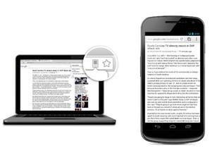 Chrome to Mobile Beta