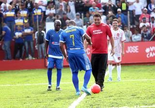 Ronaldo (Foto: Iwi Onodera / EGO)