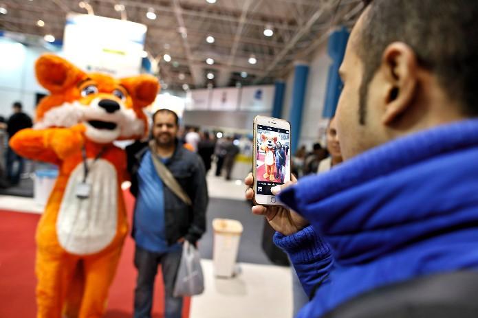A raposa do Firefox é presença confirmada no FISL 16 (Foto: Divulgação/FISL)