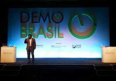 Bonin Bough, da Mondelez International, durante o lançamento do Mobile Futures Brasil (Foto: Divulgação)