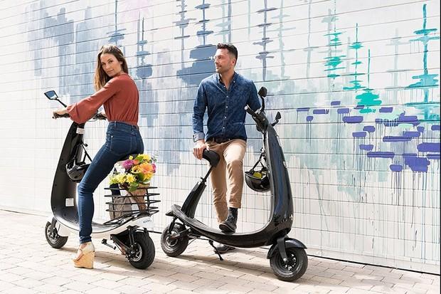 Ojo Commuter Scooter (Foto: divulgação)