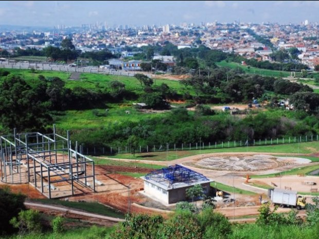 Jardim Botânico De Sorocaba, SP, Estão Em Fase Final – Notícias Em ~ Seixos Para Jardim Em Sorocaba