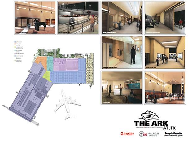 [Internacional] Como será o primeiro terminal de aeroporto exclusivo para pets Terminalanimais