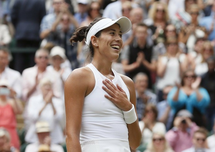 Muguruza luta pelo segundo título de Slam na carreira (Foto: AP Photo)