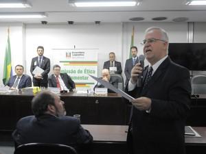 Deputado Dr. Basegio (Foto: Marcos Eifler/Agência ALRS)