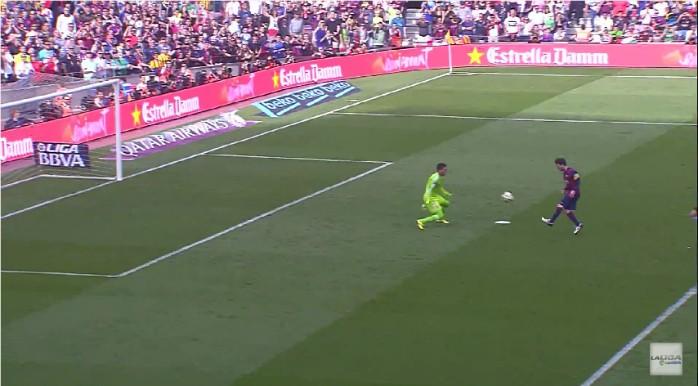 BLOG: #Messi400, drible humilhante de CR7 e voleio de Griezmann: a rodada na Espanha
