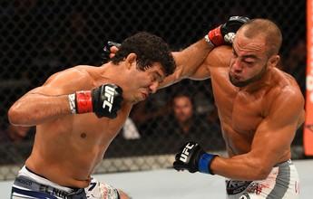 Melendez é flagrado em exame antidoping após derrota no UFC 188