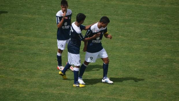 Remo vence o Corinthians-AL pela segunda rodada da Copa São Paulo (Foto: Murilo Borges / Globoesporte.com)