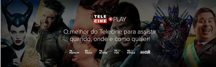 Telecine play (Foto: Reprodução/Internet)