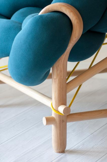 poltrona-de-trico-gigante-designer-inglesa-veega-tankun (Foto: Divulgação)