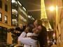Em Paris, Joana Balaguer fala sobre atentados: 'Fiquei em choque'