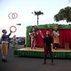 Espetáculo  de teatro de  rua estreia  (Cleiton Thiele/Divulgação)