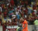 """Thiago Heleno lamenta apagão, mas diz para Muralha """"ir ligado"""" na Arena"""