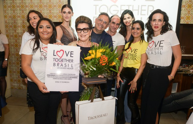 Love Together Brasil e Shop2gether (Foto: Paula Zorzi)