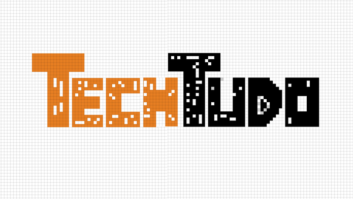 O que é pixel art (Foto: Reprodução/Camila Peres)