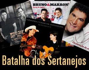 Batalha: Vote no seu cantor sertanejo favorito (Rede Globo)