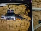 Após trocar tiros com traficantes, PM apreende 500 quilos de drogas no RN