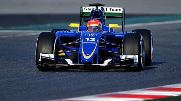 O brasileiro Felipa Nasr é o piloto-titular da equipe Sauber para a temporada de 2015 da Fórmula 1, que está de volta no dia 15 de março, com o GP da Austrália (Foto: Getty Images)