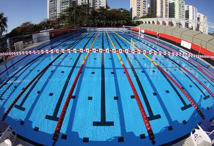 Com Homenagem A Ex Nadadores Do Clube Flamengo Inaugura