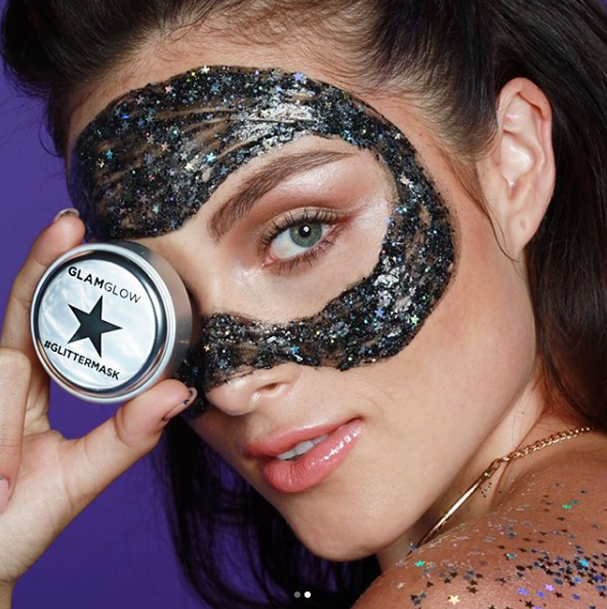 Nova máscara da Glam Glow (Foto: Reprodução Instagram @glamglow)