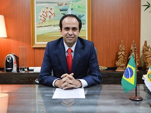 Fábio Dantas, vice-governador do RN (Foto: Assessoria/Governo do RN)