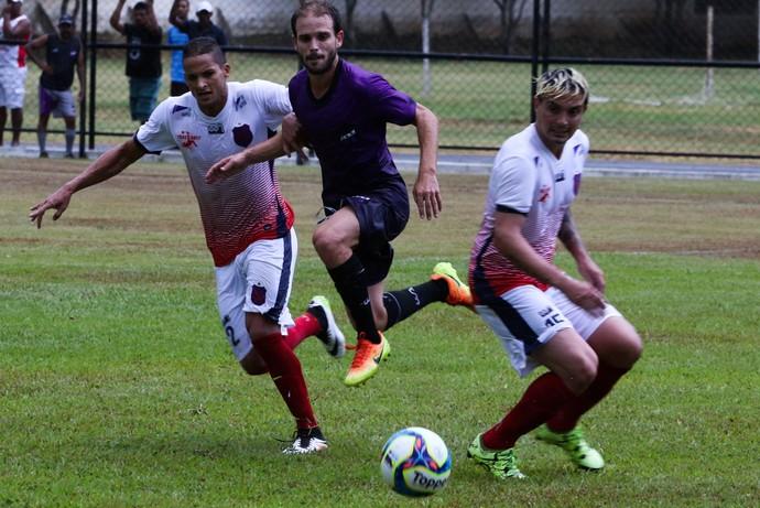 Campos e Bonsucesso empataram em Cardoso Moreira (Foto: Carlos Grevi)