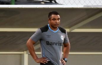 Jogadores do Grêmio aprenderam muito com Roger, afirma Ramiro