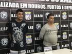 Dupla foragida do sistema prisional de Roraima é presa em Manaus