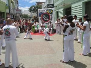 Ações contribuem para o desenvolvimento dos artistas (Foto: Edson Araujo/ Sesc Ler Belo Jardim)