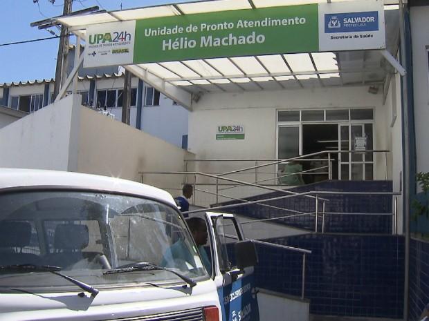 Vítimas são funcionários de uma empresa de manutenção de ar-condicionados (Foto: Reprodução/TV Bahia)