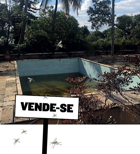 Governo federal colocou mansão na Península dos Ministros (Foto: Marcelo Rocha/Revista Época)