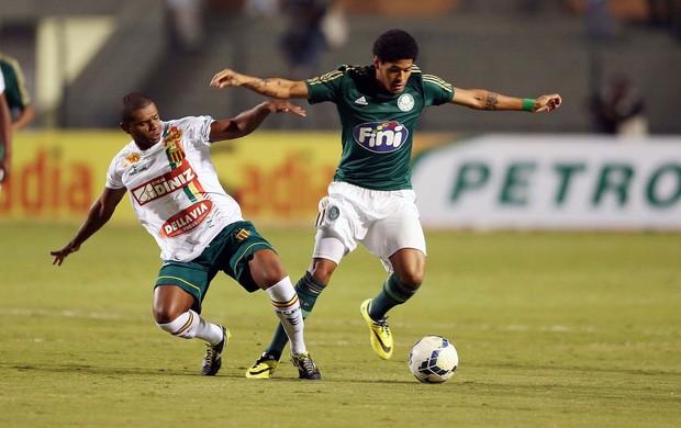 Palmeiras x Sampaio Correa (Foto: Marcos Ribolli)