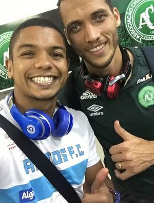 David Braz Santos (Foto: Arquivo pessoal)