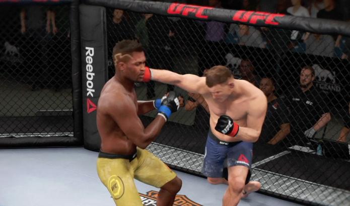 EA Sports UFC 3 (Foto: Divulgação)
