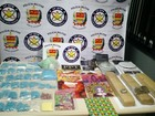 Polícia apreende mais de 42 mil micropontos de LSD em apartamento