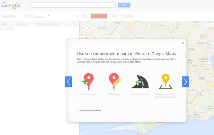 Google Maps Maker (Foto: Reprodução/Barbara Mannara)