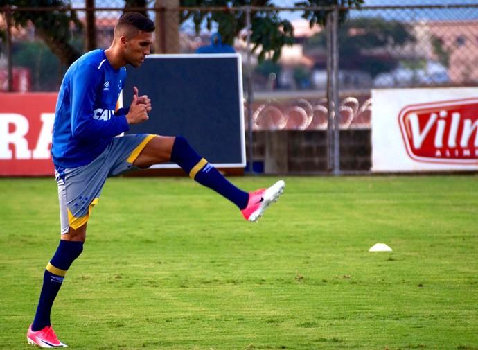 Rafael Marques; Cruzeiro (Foto: Divulgação/Cruzeiro)