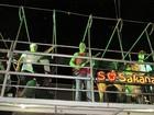 Trio arrasta mais de 15 mil pessoas no primeiro dia de carnaval em Barras