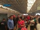 Trem do Metrô do DF é retirado de circulação após suspeita de fumaça